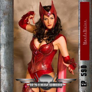 590 - ¿Quién es la Bruja Escarlata?