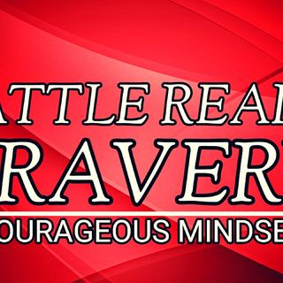 BATTLE READY ENERGY| ALPHA ROYALTY | COURAGEOUS AFFIRMATIONS