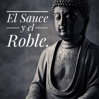 El sauce y el roble. Por Ivan Flores Pacheco.