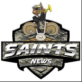 Saints News Radio - Saints vs Panthers Preview (Podcast)