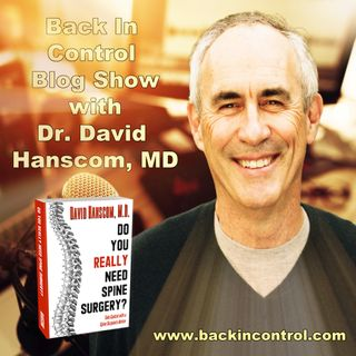 BICBS: Dr. David Hanscom - Giving Back