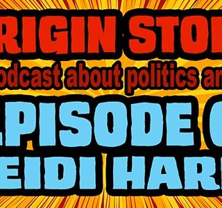 Origin Stories - 011 - Heidi Harris - Conservative Talk Radio Host