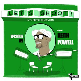 Episode 09: Keith Powell On The Moment Oprah Saved His Job