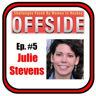 OFFSIDE #5_Julie Stevens