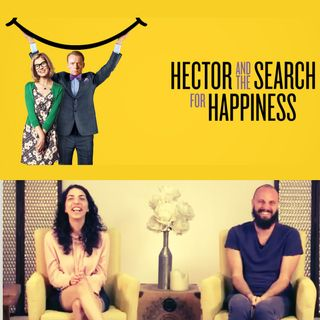 """A Required Course"" Weekend Online Retreat - Movie Session 'Hector and the Search for Happiness' with Kenneth Clifford and Marina Colombo"