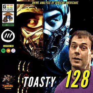 Issue #128: Toasty