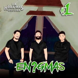 Enigmas: Recopilación #1 (01-04)