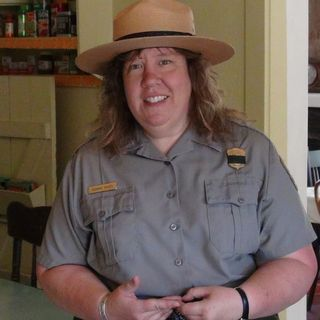 Faraway Ranch Family History - Park Ranger Suzanne Moody