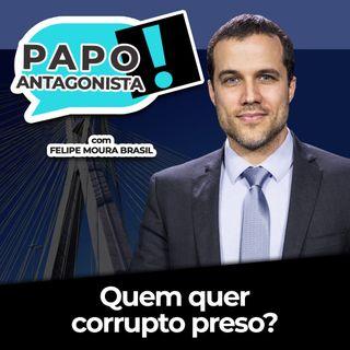 AS INTERFERÊNCIAS BOLSONARISTAS - Papo Antagonista com Felipe Moura Brasil e Diogo Mainardi