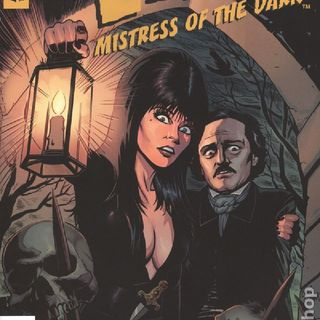 On The Rack- Elvira Mistress Of The Dark