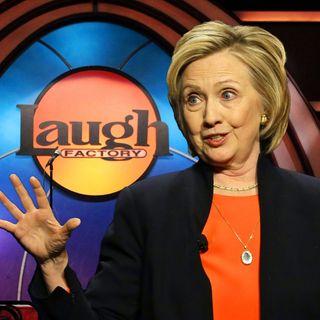 """Hillary vs. The First Amendment."""