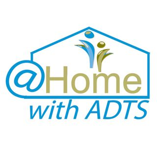 Episode #1 @Home w/ADTS Guests: Michael Blair, PTRC & Bob Gerken, AARP