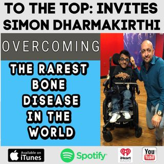 A Man With Bones Like Glass - Simon Dharmakirthi - (The Rarest Bone Disease Ever)