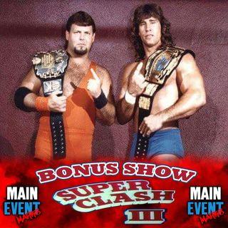 BONUS: AWA SuperClash III (Lawler vs Von Erich)