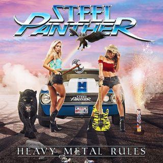 Metal Hammer of Doom: Steel Panther - Heavy Metal Rules