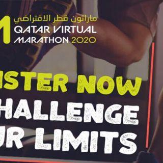 Listo el 2020 Catar Virtual Marathon
