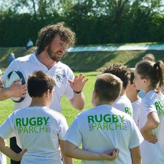 Rugby nei Parchi Podcast - N 3 - Passione