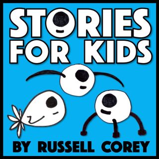 2. THE BOOK THAT YOU COOK - Stories For Kids Podcast by Russell Corey