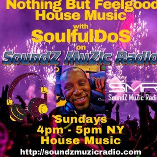 Soundz Muzic Radio  - Nothing But Feel Good House Music  **LIVE REPLAY ** JAN 24 2021