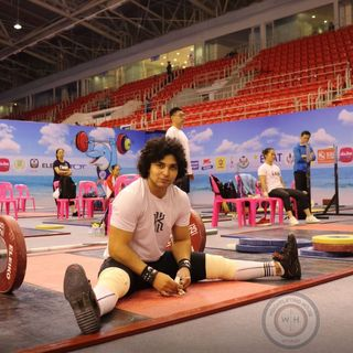 World Champs Day 1   The Heaviest Training Hall Total Ever