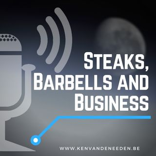 Steaks, barbells and business