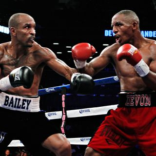 RINGSIDE BOXING SHOW: Drugs, guns, jail, and bone-rattling power: The life and times of Randall Bailey