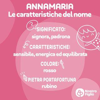 Annamaria, nome per bambina: significato, origine e onomastico