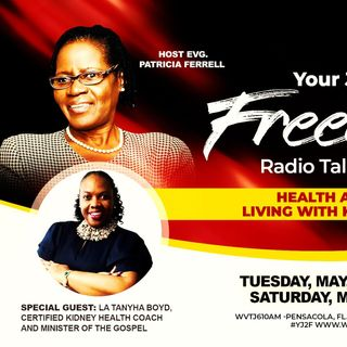 Living with End Stage Renal Disease-Kidney Failure with guest La Tanyha Boyd