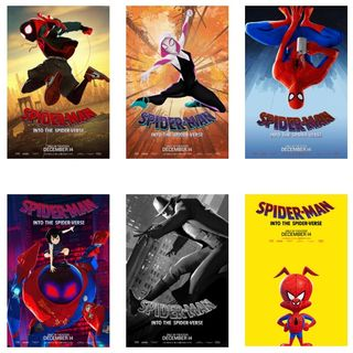 Damn You Hollywood: Spider-Man: Into the Spider-Verse