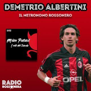 Demetrio Albertini | Il metronomo rossonero