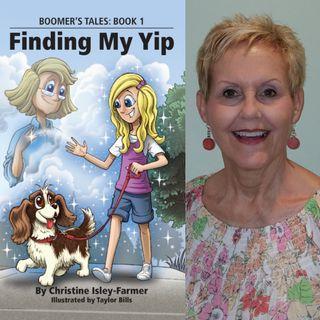Boomer's Tales Children's Books - Christine Isley-Farmer on Big Blend Radio