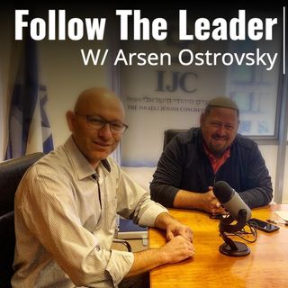 Arsen Ostrovsky- The Jewish Defender & Advocate