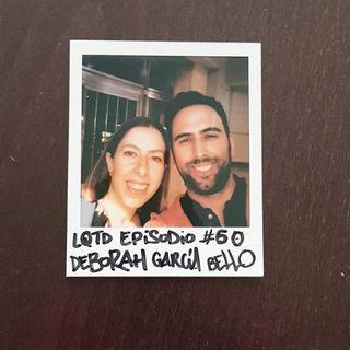 #60: Deborah García Bello - Ciencia y arte