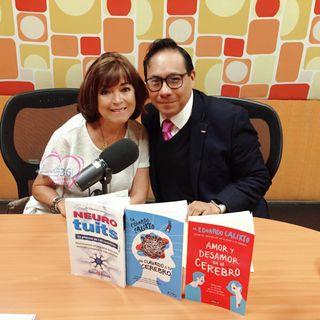 """El Doctor Eduardo Calixto hablará de: """"El hambre, el cerebro y el comer sentados"""""""