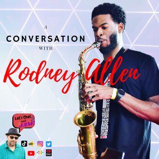 A Conversation With Rodney Allen