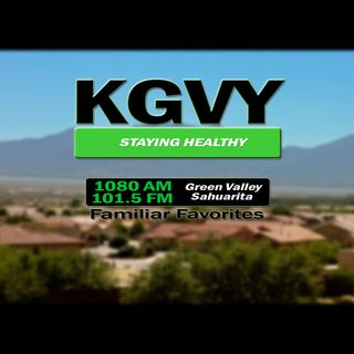 KGVY MEDIA - STAYING HEALTHY