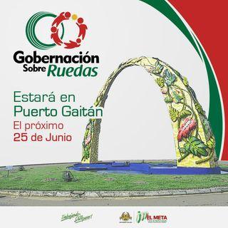 0156 PROMO GOBERNACIÓN SOBRE RUEDAS PTO GAITÁN