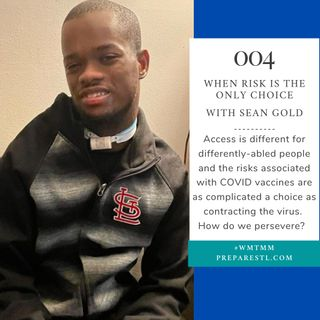 When Risk is the Only Choice with Sean Gold [eps004]