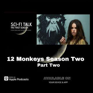 12 Monkeys Season Two Part 2