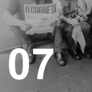 Rádio Corneta 07 - agosto 2019