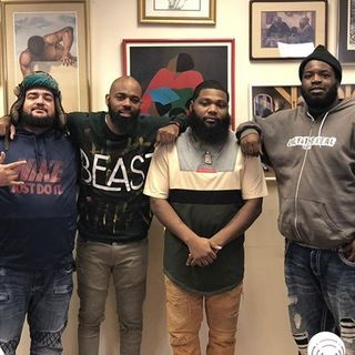 "Ep XVII: Demetrius ""D.Nash"" Nash,The Past, Replace Guns with Hammers & Bo Deal"