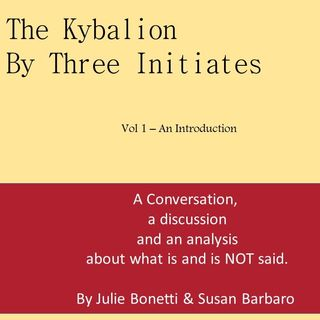The Kybalion - Vol 1 - Introduction