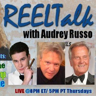 REELTalk: Pat Boone, Steve Camp & Comedian Mike Fine