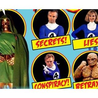 Special Report: Doomed: The Untold Story of Roger Corman's the Fantastic Four