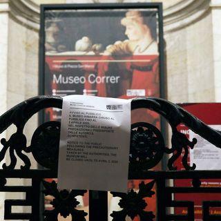 """Musei chiusi? No, """"Musei in corso""""! - Cristina Resti (Arte Generali)"""