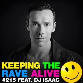 Episode 215: feat DJ Isaac!