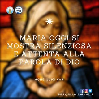 Festa di Maria Santissima Madre di Dio, lectio di mons. Luigi Vari