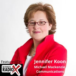 Why You Don't Need a Social Media Strategy, with Jennifer Koon, Michael Mackenzie Communications