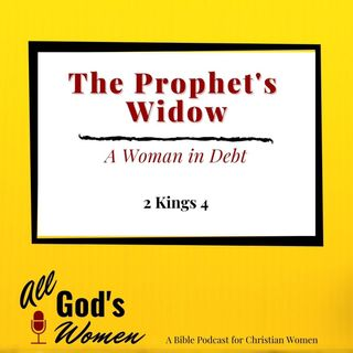 The Prophet's Widow - A Woman in Debt