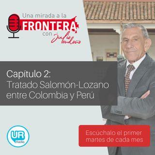 Tratado Salomón Lozano entre Colombia y Perú
